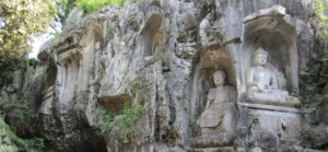 Ling Jin a tisíce Buddhů
