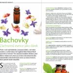 O Krizovce - Bachovy esence Energie rostlin