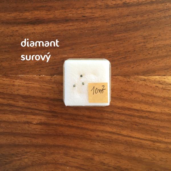 Energie kamene - energie rostlin - diamant
