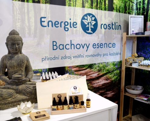 Bachovy esence Energie rostlin _ Evolution festival jaro 2019