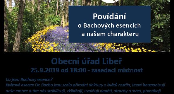 o Bachových esencích Libeř