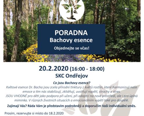Bachovy esence Energie rosltin v Ondřejově