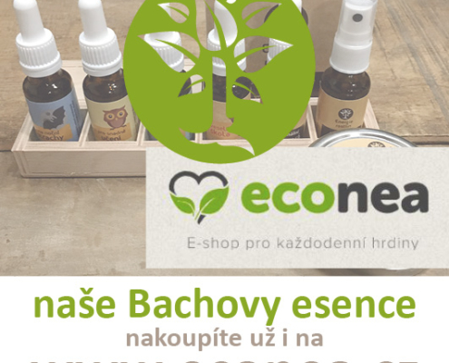 Bachovy esence na portálu Econea.cz
